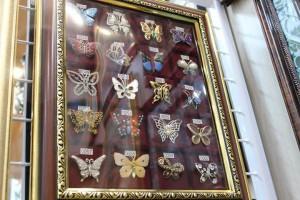 Касимоский частный музей «Бабочек и стрекоз»