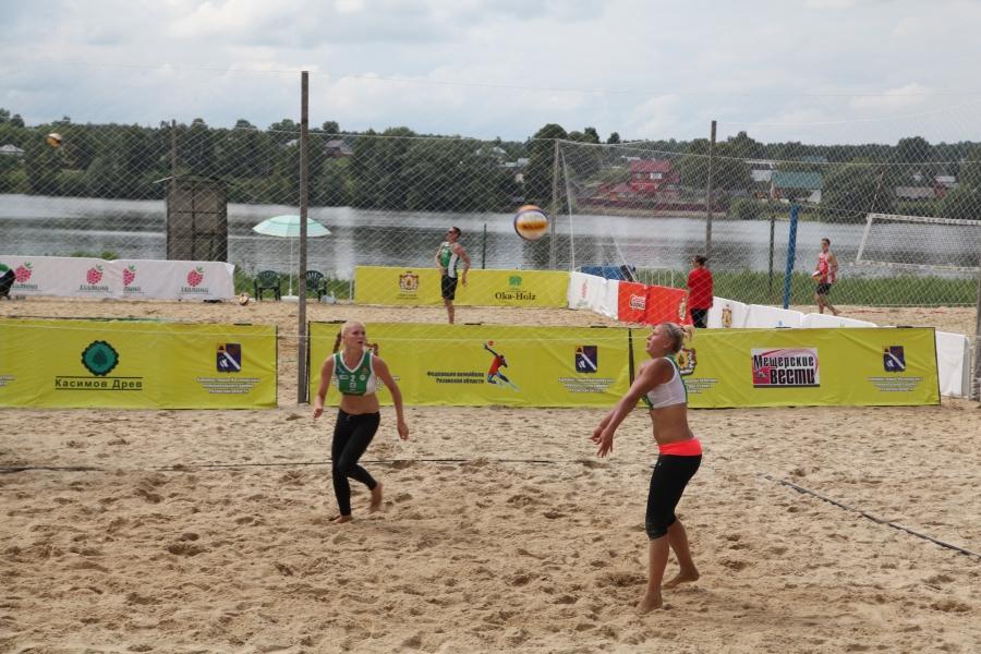 Чемпионат мира по пляжному волейболу на Сынтуле